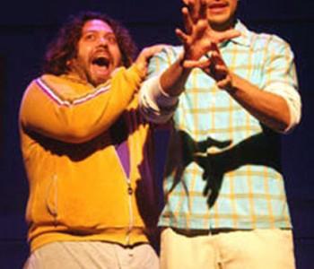 Dan Fogler and Charles Socarides