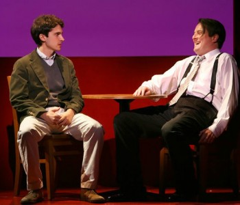 Charles Socarides and Christopher Evan Welch