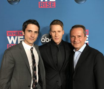 NY Premiere, Dustin Lance Black and Richard Socarides
